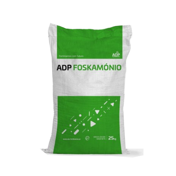 Adubo Foskamónio 20.5 à venda na Casa Pinto